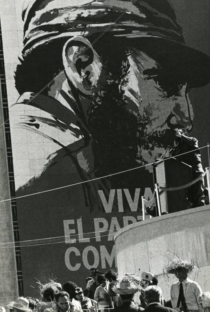 Discours de Fidel, le 2 janvier 1966, sur la place de la Révolution à la Havane, 1961