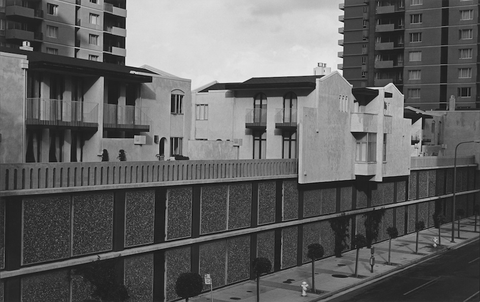 Lewis Baltz, Embarcadero Center A, 1967 The Prototype Works