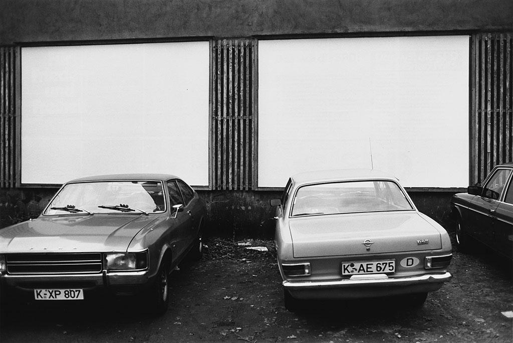 Max Regenberg, Ohne Titel – 1979, L. B. System Köln