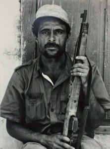 Miliciano, Trinidad, Cuba, 1961