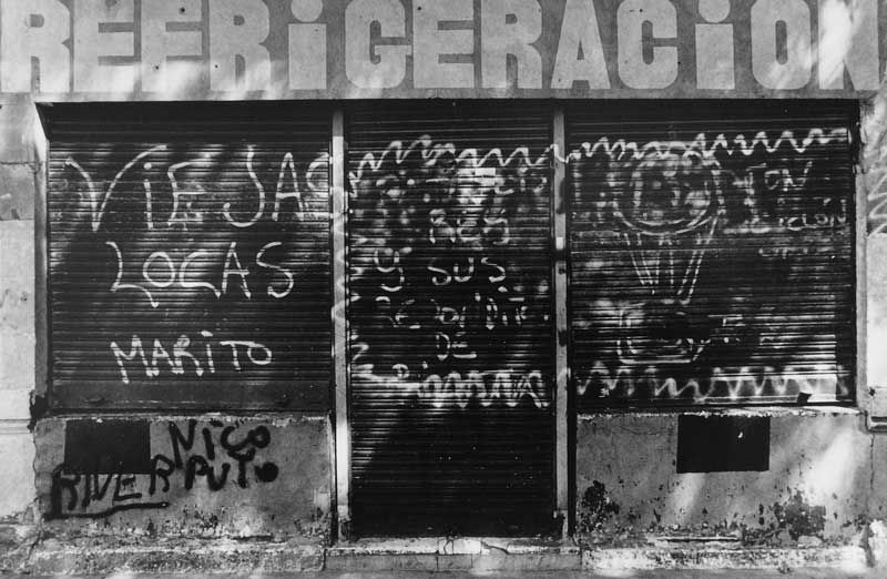 Refrigeracion, Boedo, Siesta Argentina, 2003