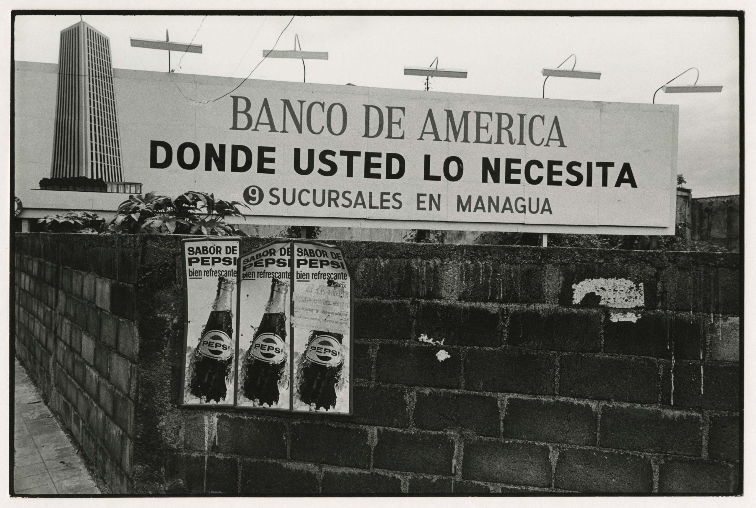 Managua, Nicaragua, 1970-1972