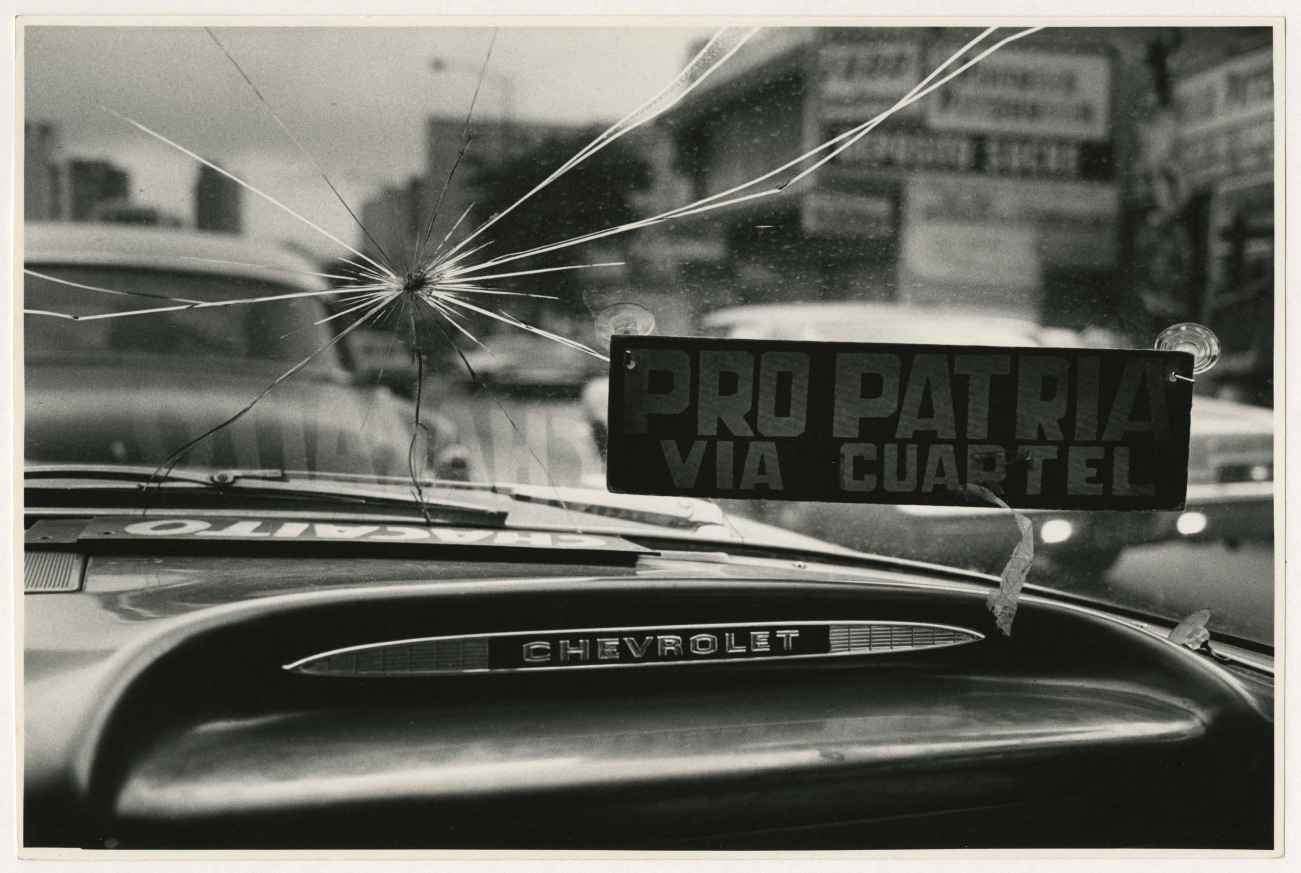 Caracas, 1967-1970