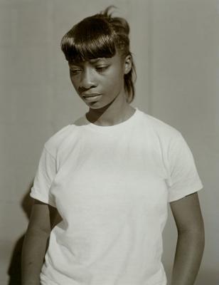 Judith Joy Ross, Untitled, Northeast Philadelphia, 1998